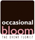 occasional bloom logo